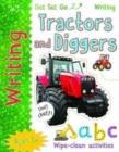 Get Set Go Writing: Tractors and Diggers - Book