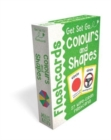 Get Set Go: Flashcards - Colours and Shapes - Book