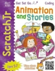 Get Set Go Coding: ScratchJr - Animation & Stories - Book