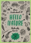Hello Nature Activity Cards : 30 Activities - Book