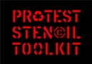Protest Stencil Toolkit - Book