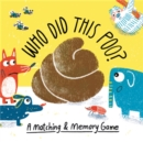 Who Did This Poo? : An Animal Matching Game - Book