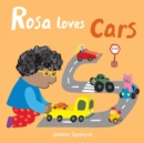 Rosa Loves Cars - Book