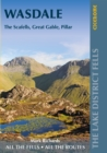 Walking the Lake District Fells - Wasdale : The Scafells, Great Gable, Pillar - Book