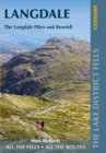 Walking the Lake District Fells - Langdale : The Langdale Pikes and Bowfell - Book