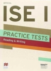 Trinity ISE I Practice Tests Reading & Writing - Book