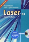Laser 3rd edition B1+ Student's Book + eBook Pack - Book