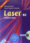 Laser 3rd edition B2 Student's Book + eBook Pack - Book