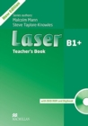 Laser 3rd edition B1+ Teacher's Book + eBook Pack - Book