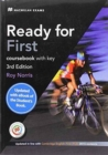 Ready for First 3rd Edition + key + eBook Student's Pack - Book