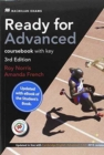 Ready for Advanced 3rd edition + key + eBook Student's Pack - Book