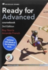 Ready for Advanced 3rd edition - key + eBook Student's Pack - Book