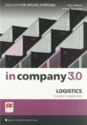 In Company 3.0 ESP Logistics Student's Pack - Book