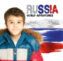 World Adventures: Russia - Book