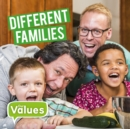 Different Families - Book