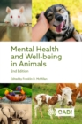 Mental Health and Well-being in Animals - eBook