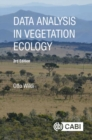 Data Analysis in Vegetation Ecology - Book