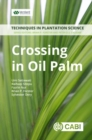 Crossing in Oil Palm : A Manual - Book