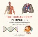 The Human Body in Minutes - Book