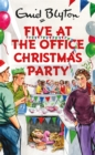Five at the Office Christmas Party - Book