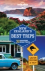 Lonely Planet New Zealand's Best Trips - Book
