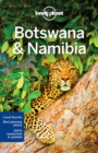 Lonely Planet Botswana & Namibia - Book