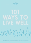 101 Ways to Live Well - eBook
