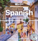 Lonely Planet Spanish Phrasebook and CD - Book