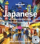 Lonely Planet Japanese Phrasebook and CD - Book
