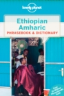 Lonely Planet Ethiopian Amharic Phrasebook & Dictionary - Book