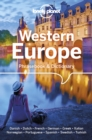 Lonely Planet Western Europe Phrasebook & Dictionary - Book