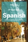 Lonely Planet Fast Talk Spanish - Book