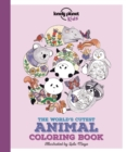The World's Cutest Animal Colouring Book - Book