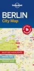 Lonely Planet Berlin City Map - Book