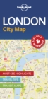 Lonely Planet London City Map - Book