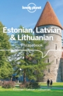 Lonely Planet Estonian, Latvian & Lithuanian Phrasebook & Dictionary - Book