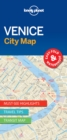 Lonely Planet Venice City Map - Book