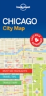 Lonely Planet Chicago City Map - Book