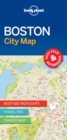 Lonely Planet Boston City Map - Book