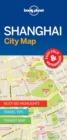 Lonely Planet Shanghai City Map - Book