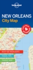 Lonely Planet New Orleans City Map - Book