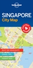 Lonely Planet Singapore City Map - Book