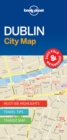 Lonely Planet Dublin City Map - Book