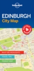Lonely Planet Edinburgh City Map - Book