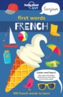 First Words - French - Book
