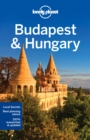 Lonely Planet Budapest & Hungary - Book