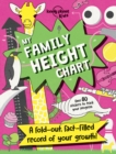 My Family Height Chart - Book