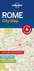 Lonely Planet Rome City Map - Book