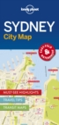 Lonely Planet Sydney City Map - Book