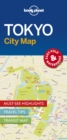 Lonely Planet Tokyo City Map - Book